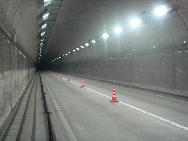 長崎県佐世保市鹿子前トンネル